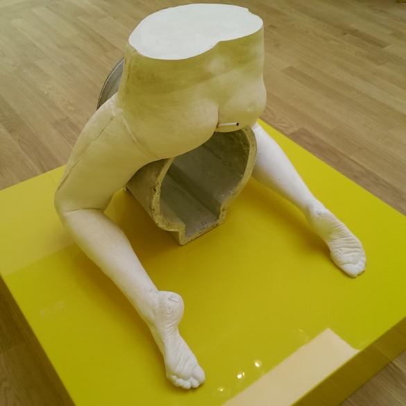 Sarah Lucas Biennale 02