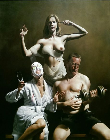 Mitch Griffiths, The Temple of Skin and Bone
